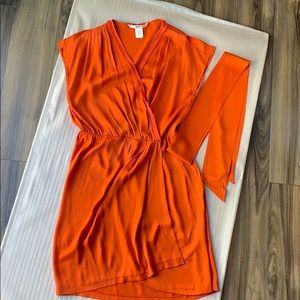 Diane Von Furtenbreg Silk Dress